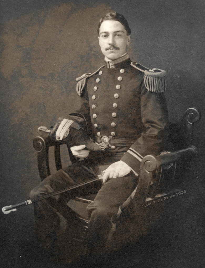 CDR Fenton Harbinger; In His Royal Majesty's Service