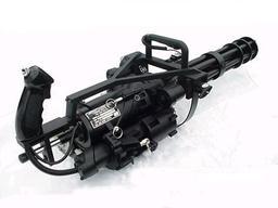 M-134 Minigun