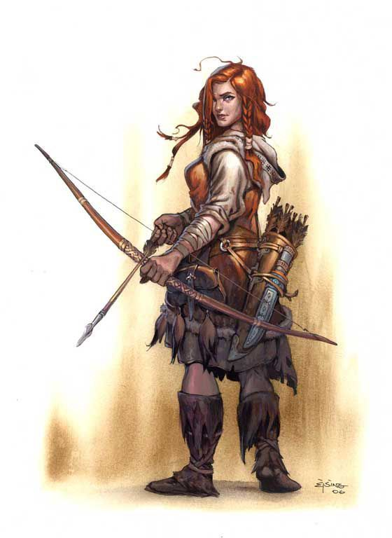Signy of the Wolf Clan