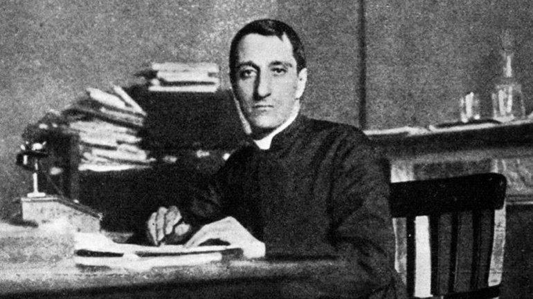 Padre Robert Dawson