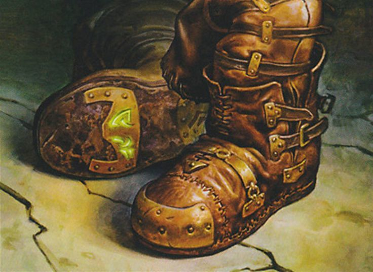 Boots of the Mire