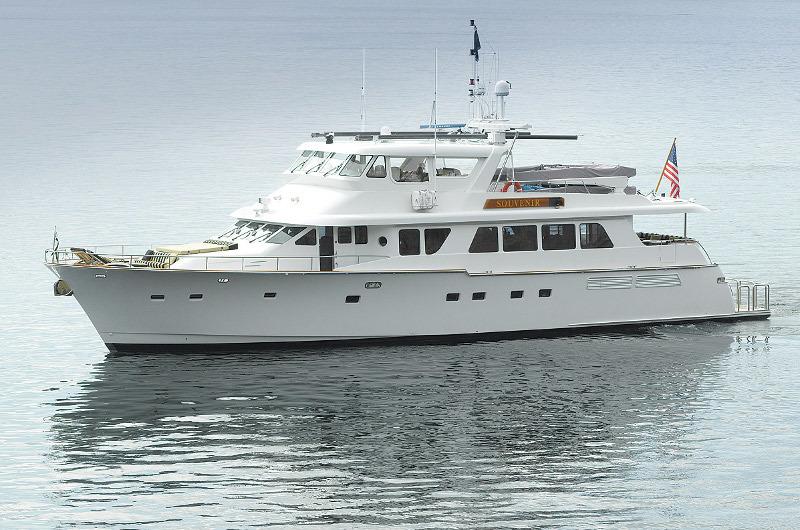 Yacht: Nauti Girl