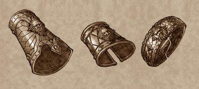 Bracers of Universal Crafting - Artifact •••