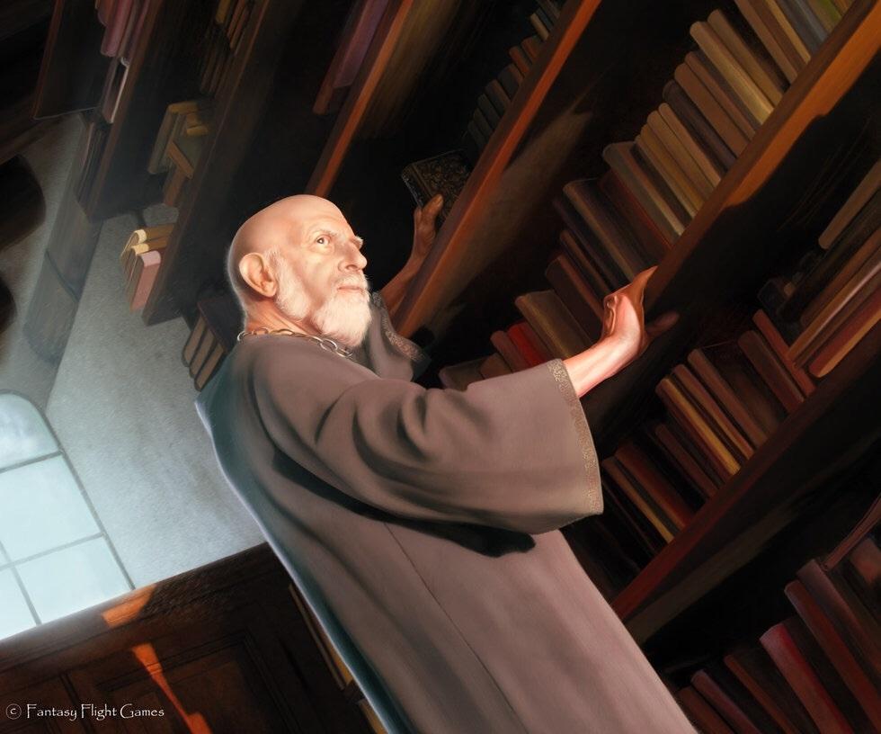 Professor Hannes Schyffert-Pilzen