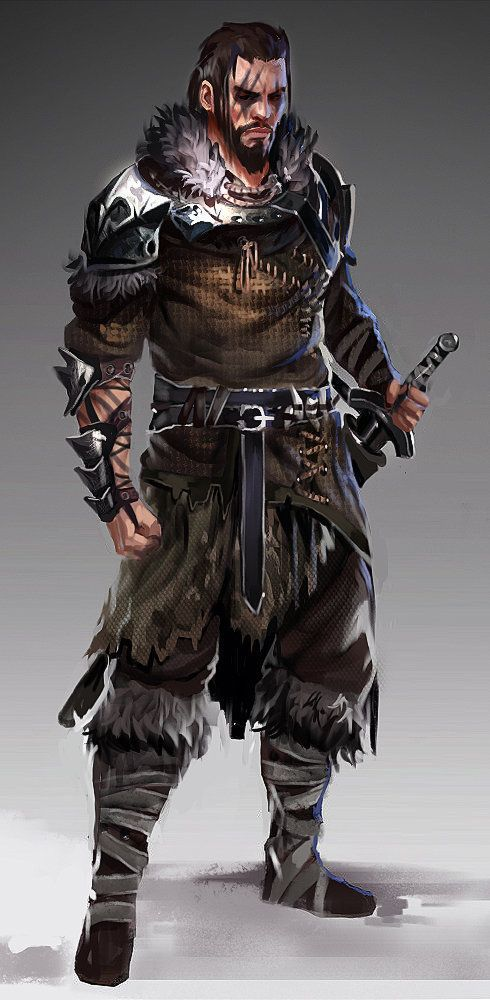 Geirolf of the Wolf Clan