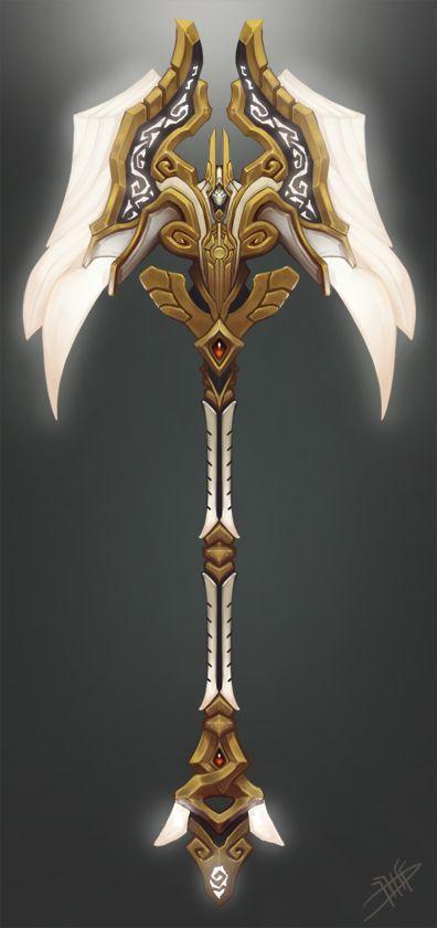 Weapon: Dawn Guardian