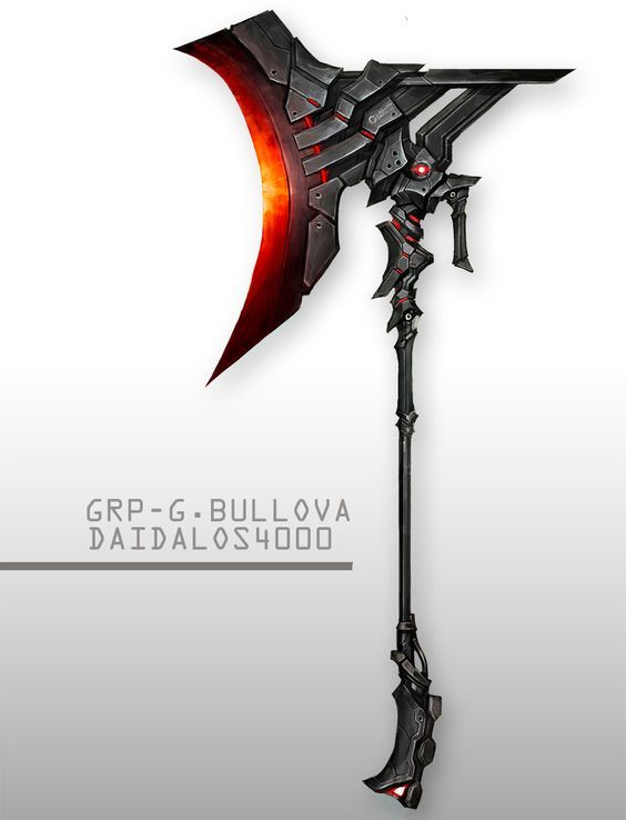 Weapon: Flame Storm