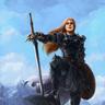 Cearalaith Es'Fiachra, Champion of Akras