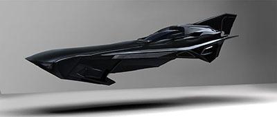 Starship - Luxian Chrysalis Pod
