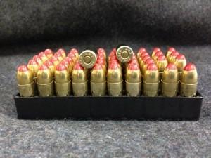 Blaupause- 9mm leicht entzündliche Munition