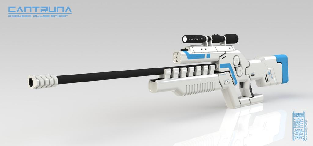 Cantruna Precision Sniper