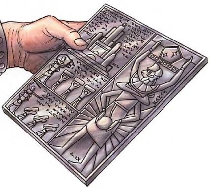 Hegemonic Plate