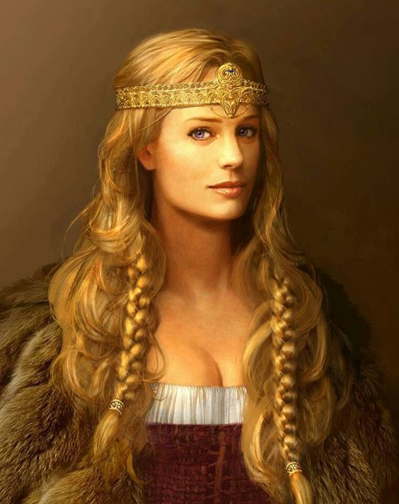 Lady Ireen