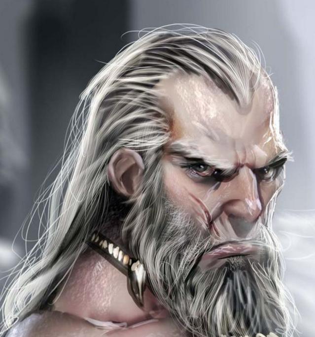 Kragax, Sohn des Garoschim