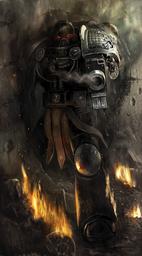 Watch-Captain Dram Argos