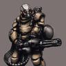"Commander Kurtis ""Juggernaut"" Baldur"