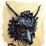 Black Dragon Mask