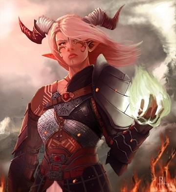 Malevir Firelust