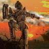 Irian Battlemechs HER-2S Hermes