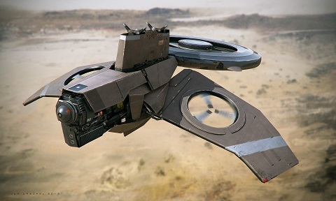 Roy's Lockheed Optic-X2