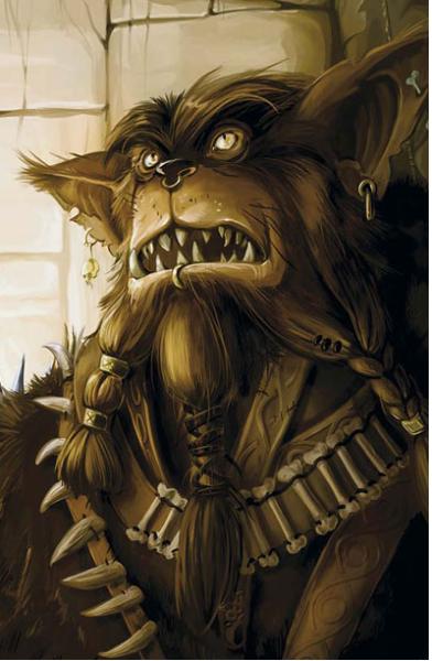 NPC- Lord Klarg