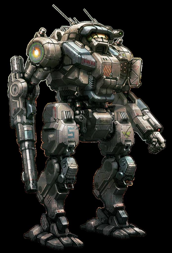 Ceres Metal VND-1R Vindicator