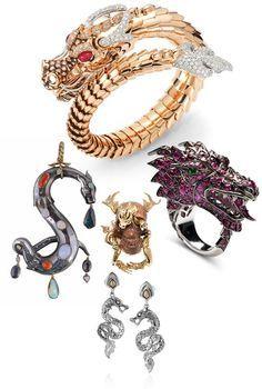 Collection d'hiver des bijoux de la Padishah Shafita