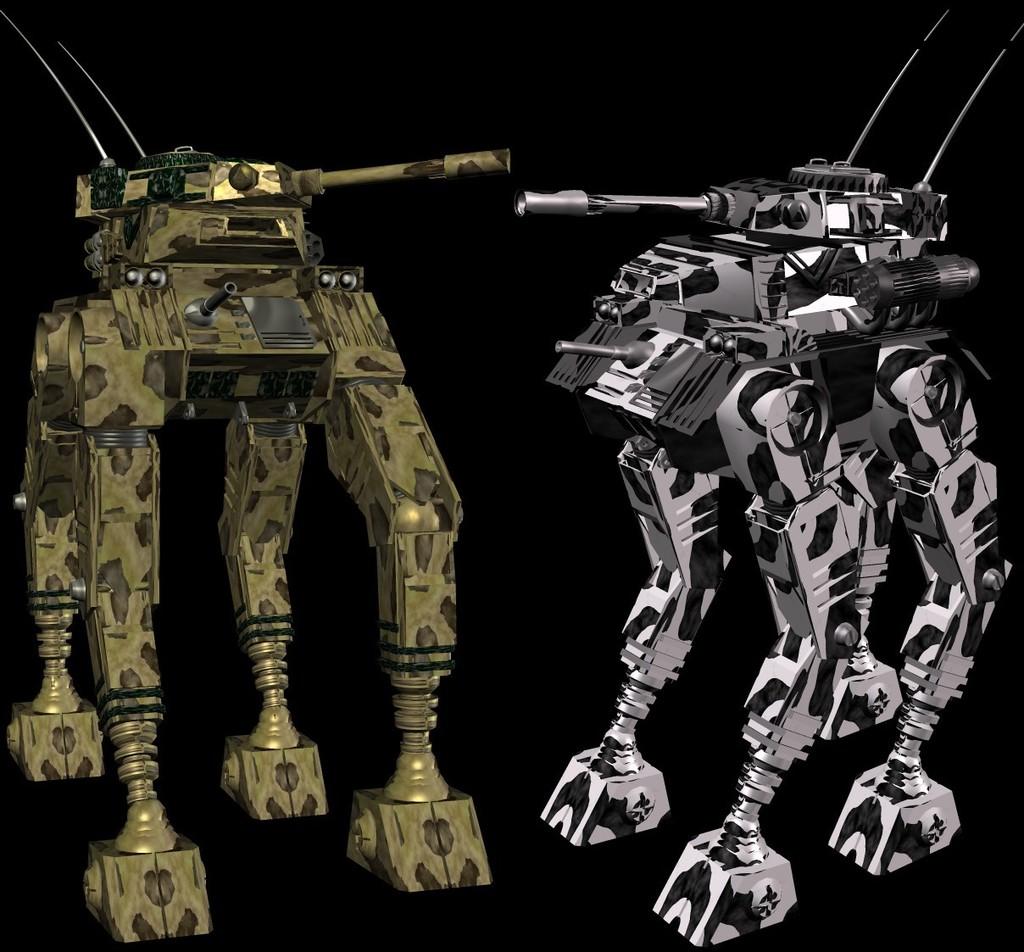 Brigadier Corp GOL-1H Goliath