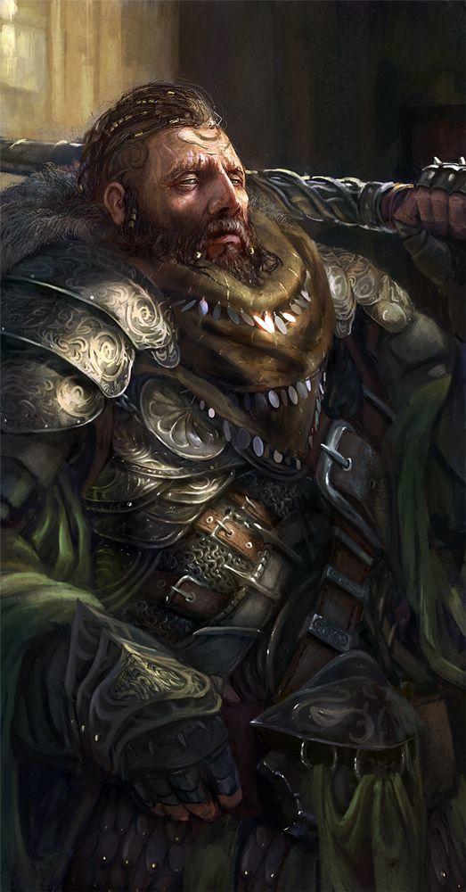 Grendiir, Battle Warden of Tempus
