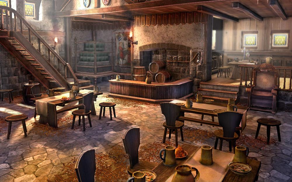 Jorvyn's Inn and Tavern