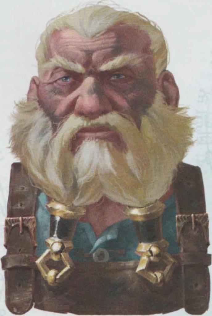 Ghelryn Foehammer