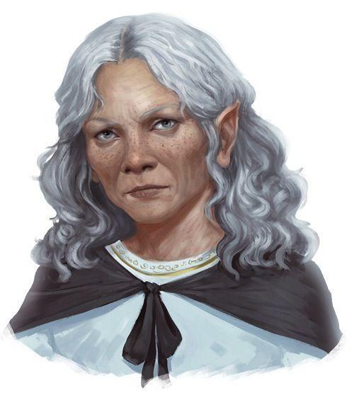 Mother Barrow