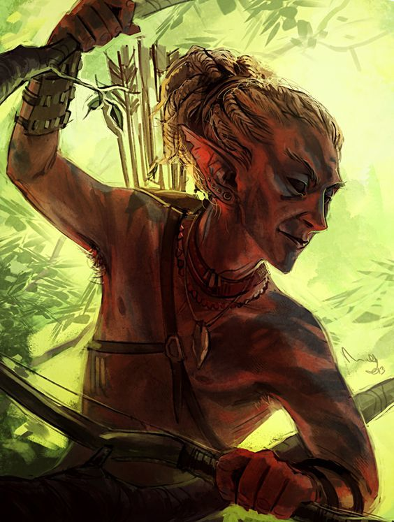 Kohana of the Tall Tree son of Hanska