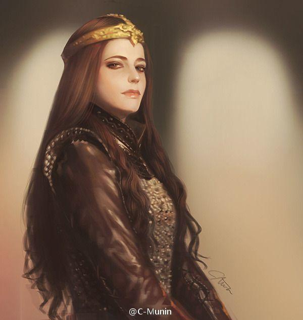 Queen Lucielle Alexandra Termainee III