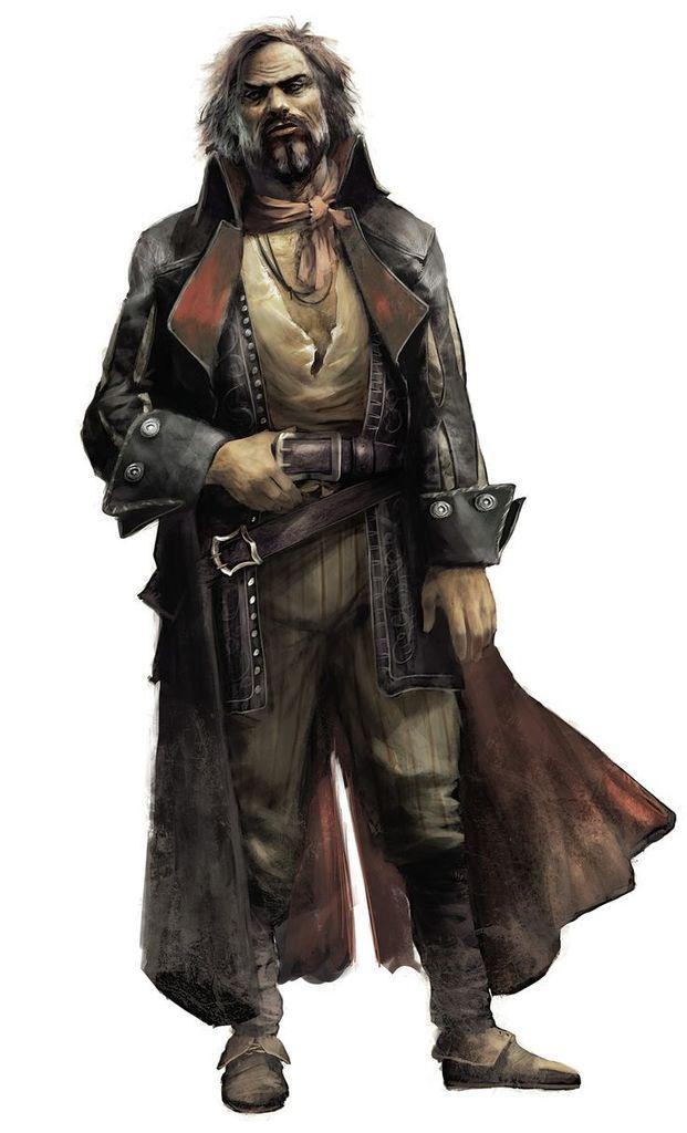 [ally, passive] Captain Decir