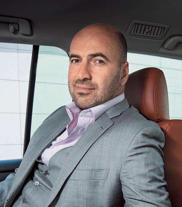 Noah Kapanadze