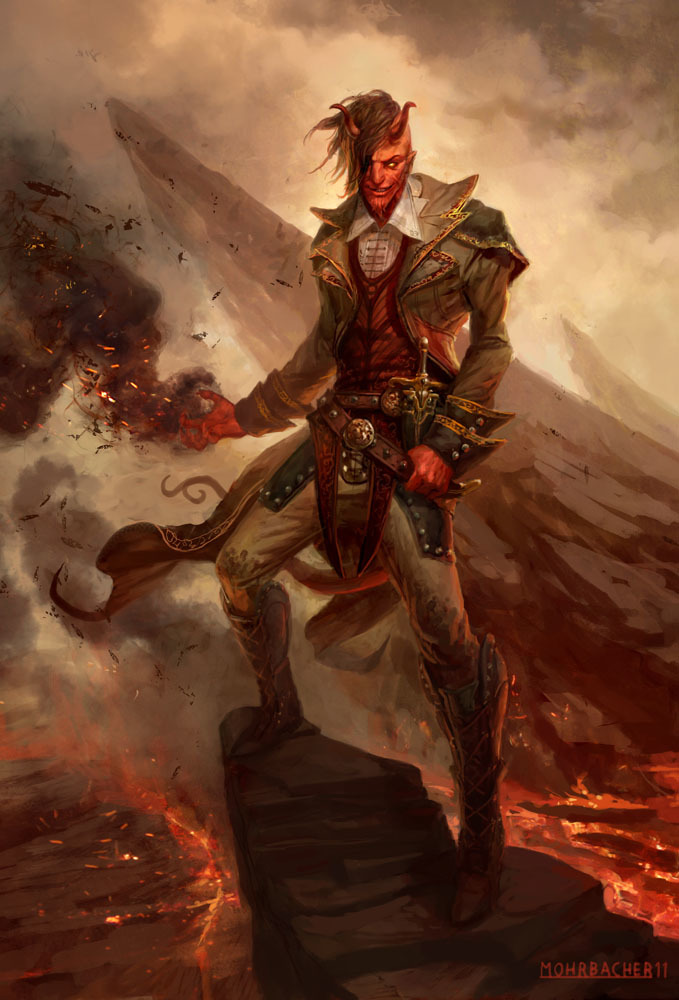 Rakdos, Corrupter of Heroes