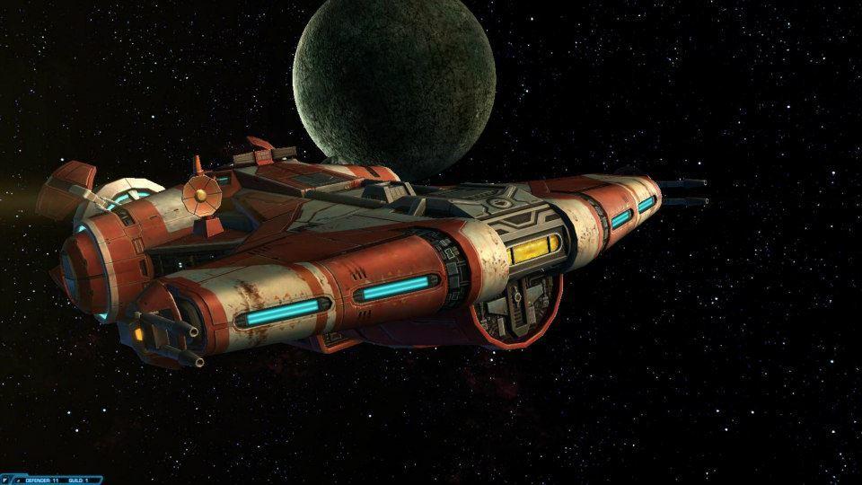 Corellian Defender-Class