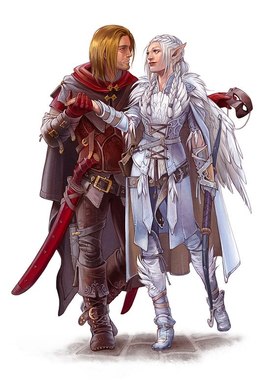 Stryde and Valyse