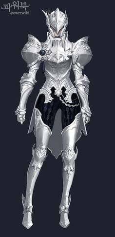 Moonsilver Armor, Medium