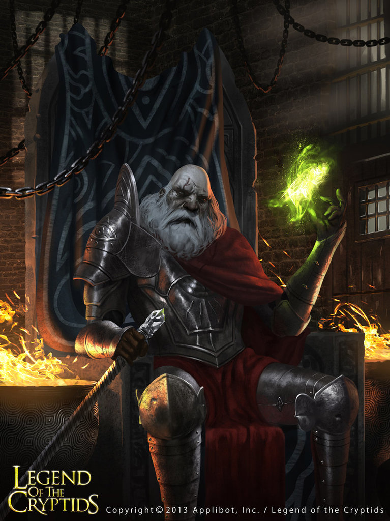 Ringmaster Chronos, Mallan Bolg
