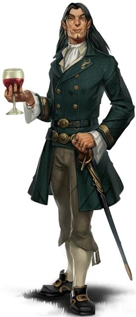 Master Eadrin Mellivier