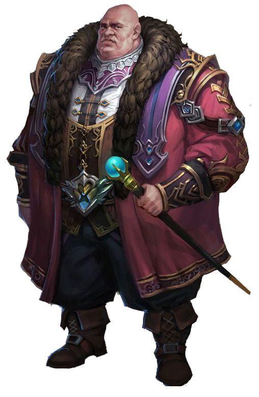 Baron Trevor Nighthill 't Valein