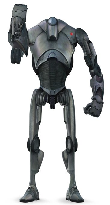 Baktoid B2 Super Combat Droid
