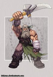 "Charlie ""The Dwarf"" Gimby II"