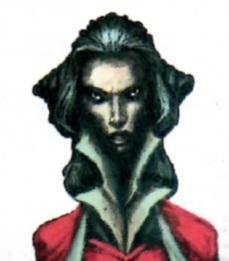 Baroness Lydia Petrovna