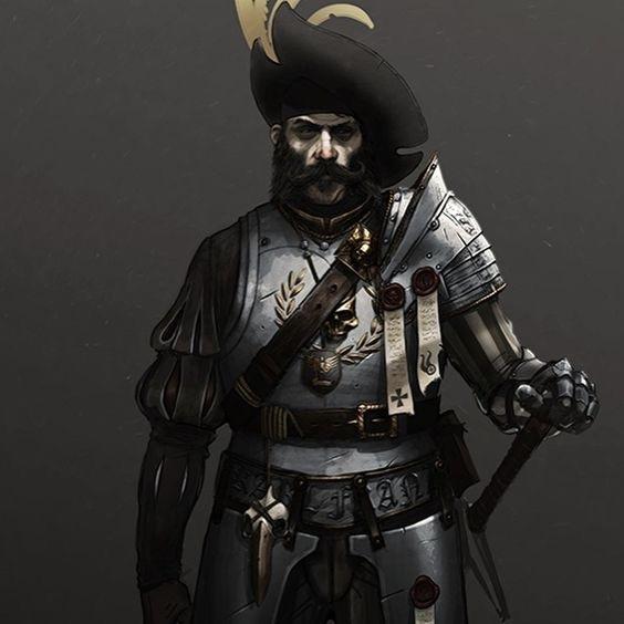 Kapten Bernhardt Hoche