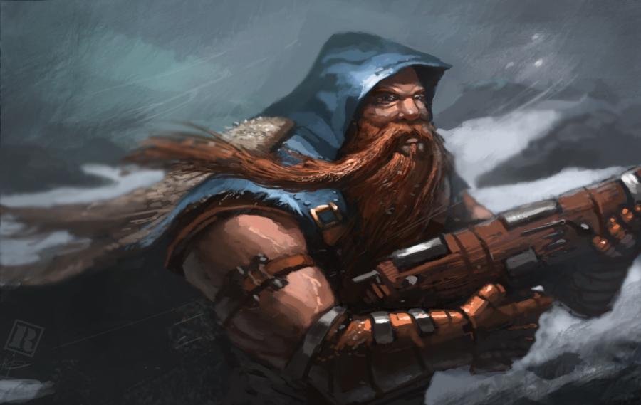 Thorin Gurson