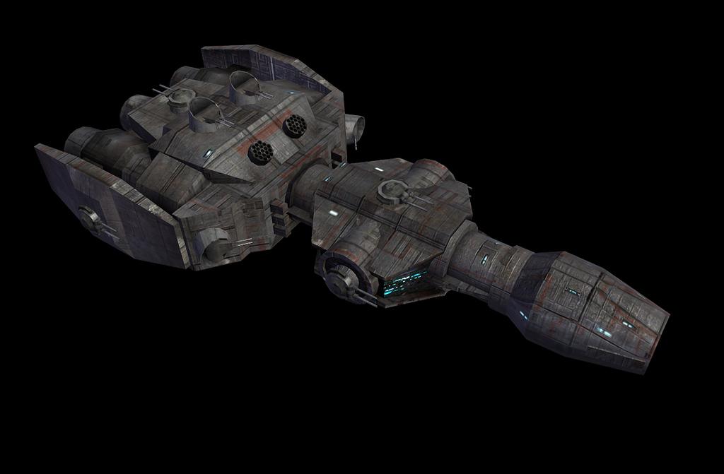 Corellian Engineering Corporation DP-20 Gunship
