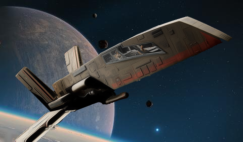 Corellian Engineering Maccrow Freighter